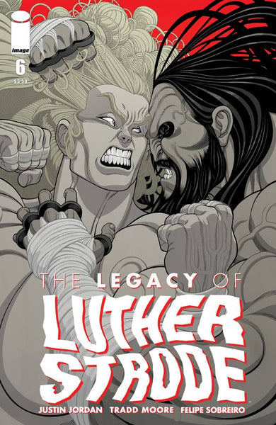 LEGACY OF LUTHER STRODE #6