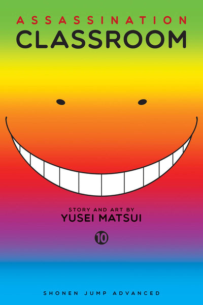 ASSASSINATION CLASSROOM GN VOL 10