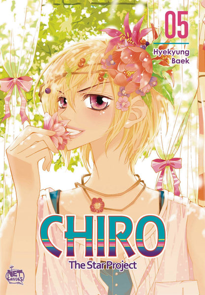 CHIRO GN VOL 05 STAR PROJECT