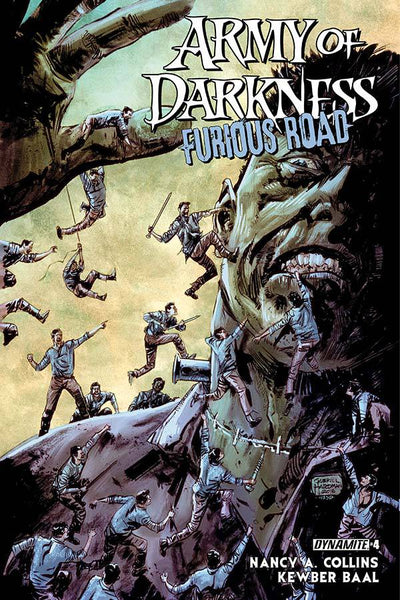 ARMY OF DARKNESS FURIOUS ROAD #4 CVR A HARDMAN - Kings Comics