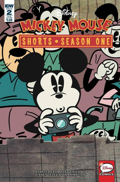 MICKEY MOUSE SHORTS SEASON 1 #2 SUBSCRIPTION VAR