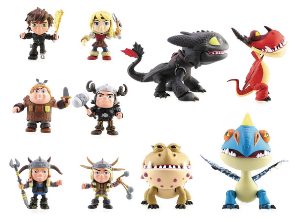 TLS X HTTYD SFX DRAGONS MINI FIG - Kings Comics