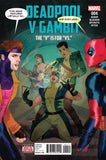 DEADPOOL VS GAMBIT #4