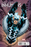 UNCANNY INHUMANS ANNUAL #1 LAND VAR