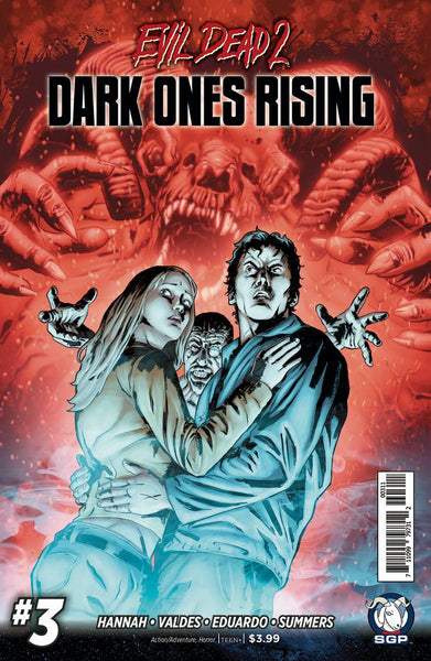 EVIL DEAD 2 DARK ONES RISING #3