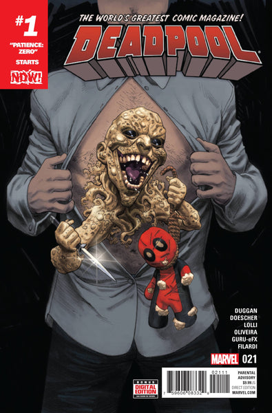 DEADPOOL VOL 5 #21