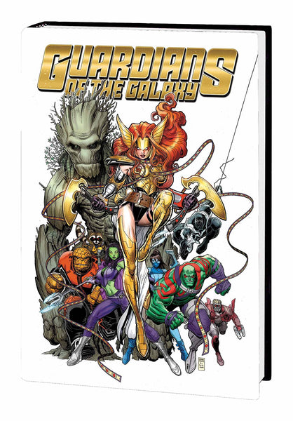 GUARDIANS OF GALAXY HC VOL 02 NEW GUARD WANTED