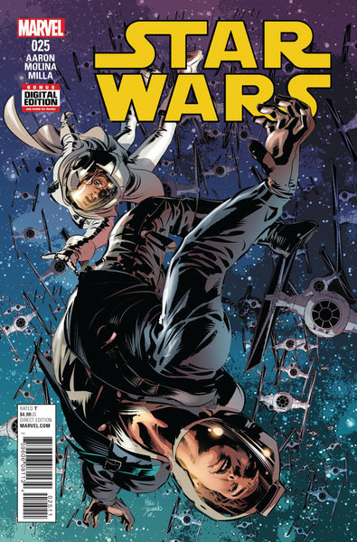 STAR WARS VOL 4 #25