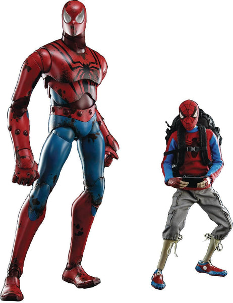 3A X MARVEL PETER PARKER SPIDER-MAN 1/6 FIG RETAIL EDITION