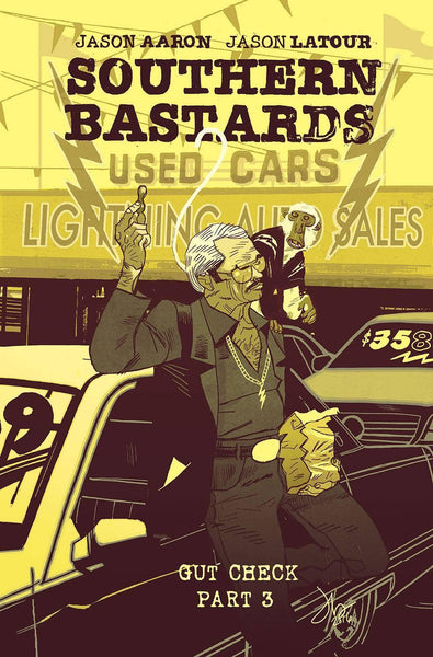 SOUTHERN BASTARDS #17 CVR A LATOUR - Kings Comics