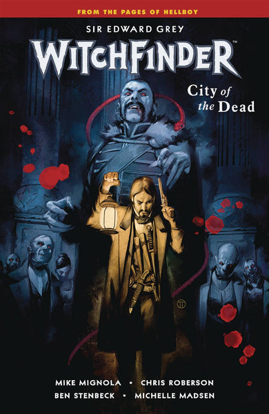 WITCHFINDER TP VOL 04 CITY OF THE DEAD