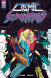 COSMIC SCOUNDRELS #1 10 COPY INCV