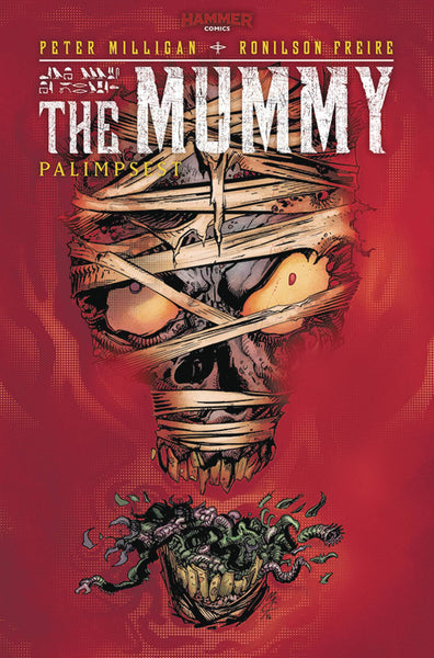 THE MUMMY (HAMMER) #5 - Kings Comics
