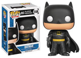 POP DC HEROES CLASSIC BATMAN VINYL FIG - SIGNED BY CAPULLO AND SNYDER - Kings Comics