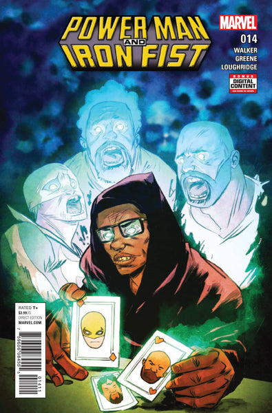 POWER MAN AND IRON FIST VOL 3 #14