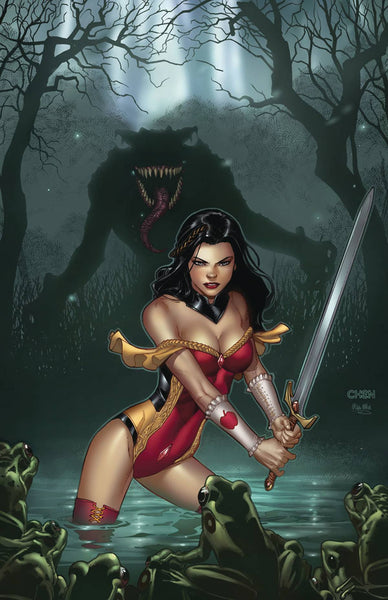 GRIMM FAIRY TALES VOL 2 #4