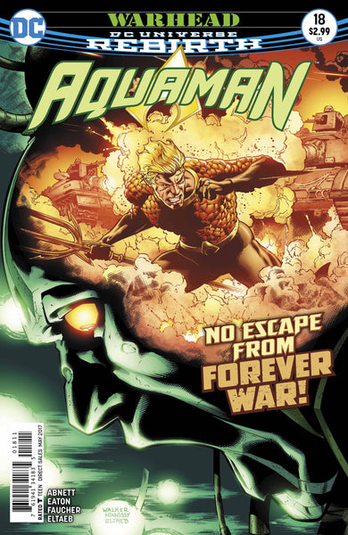 AQUAMAN VOL 6 #18 - Kings Comics