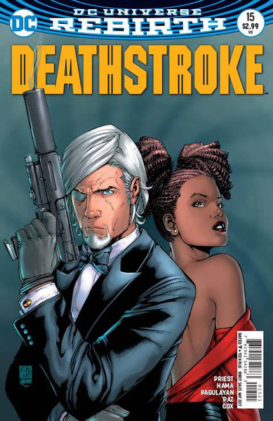 DEATHSTROKE VOL 4 #15 VAR ED