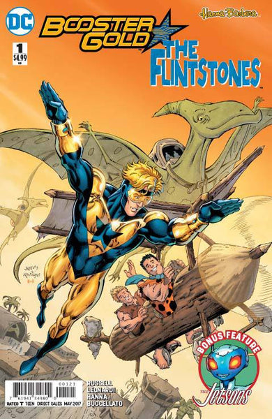 BOOSTER GOLD FLINTSTONES SPECIAL #1 VAR ED - Kings Comics