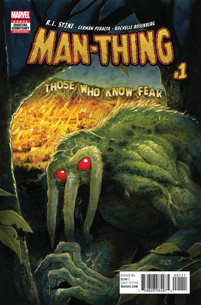 MAN-THING VOL 5 #1
