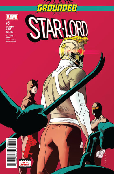 STAR-LORD VOL 3 #5