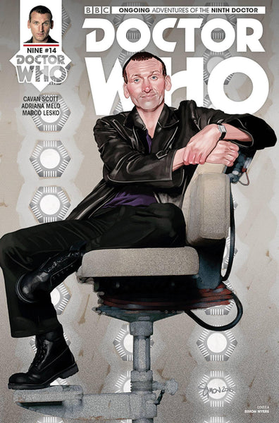DOCTOR WHO 9TH VOL 2 #14