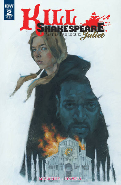 KILL SHAKESPEARE PAST IS PROLOGUE JULIET #2 - Kings Comics