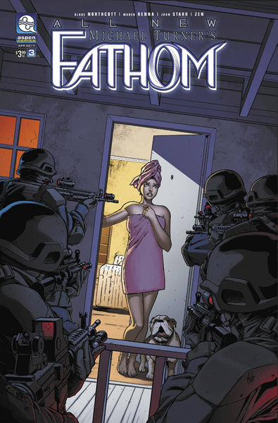 ALL NEW FATHOM VOL 2 #3