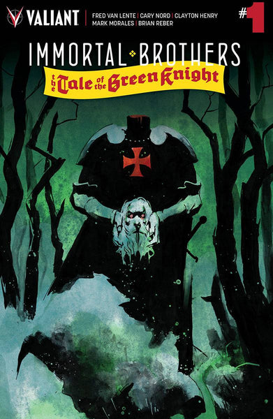 IMMORTAL BROTHERS GREEN KNIGHT #1