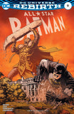 ALL STAR BATMAN #9 BURNHAM VAR ED