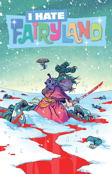 I HATE FAIRYLAND #12 CVR A YOUNG