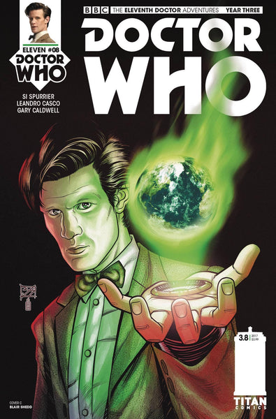 DOCTOR WHO 11TH YEAR THREE #8