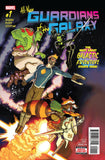 ALL NEW GUARDIANS OF GALAXY #1