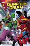 GUARDIANS OF GALAXY MOTHER ENTROPY #4 - Kings Comics