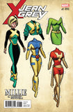 JEAN GREY #1 WILLIAMS MILLIE PHOENIX VAR