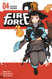 FIRE FORCE GN VOL 04