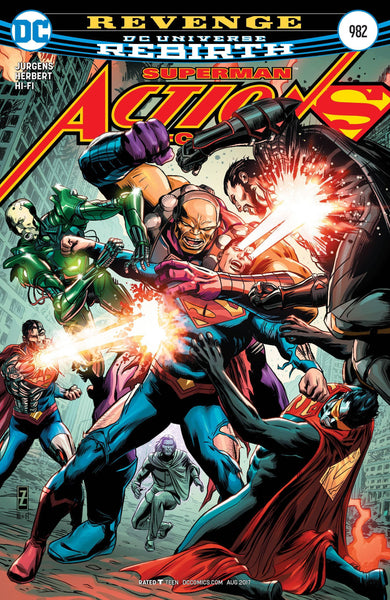 ACTION COMICS VOL 2 #982