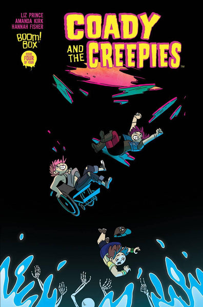 COADY & THE CREEPIES #4