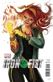 IRON FIST VOL 5 #4 HANS MARY JANE VAR