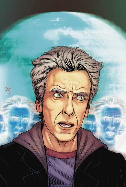 DOCTOR WHO 12TH YEAR THREE #6