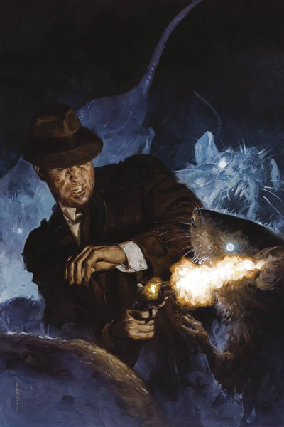 JOE GOLEM OCCULT DETECTIVE OUTER DARK #3 - Kings Comics