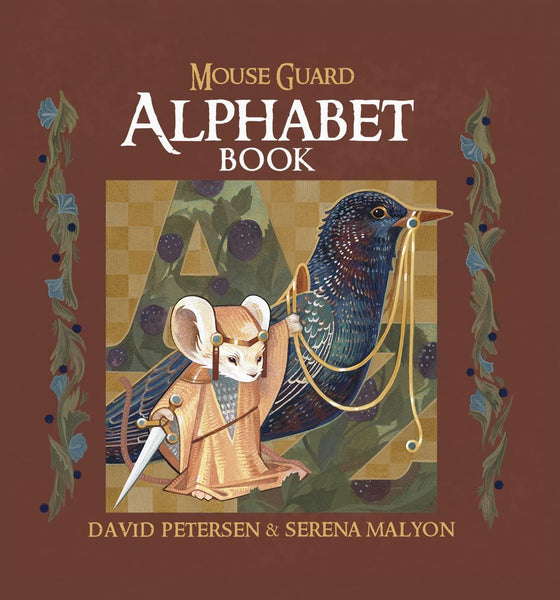 MOUSE GUARD ALPHABET BOOK HC - Kings Comics