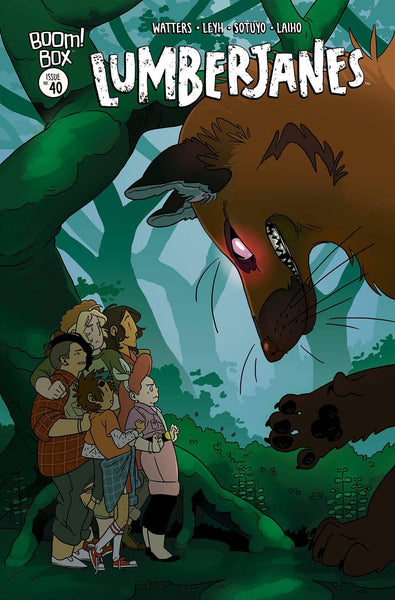 LUMBERJANES #40 - Kings Comics