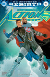 ACTION COMICS VOL 2 #984 VAR ED