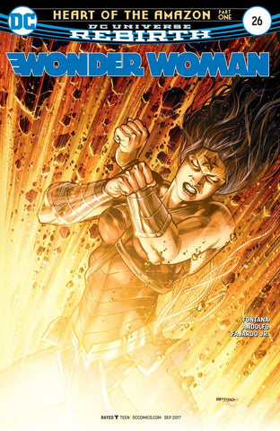 WONDER WOMAN VOL 5 #26