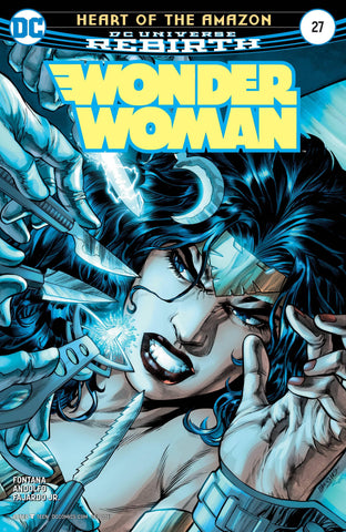WONDER WOMAN VOL 5 #27