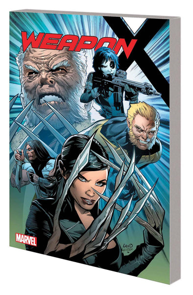 WEAPON X TP VOL 01 WEAPONS OF MUTANT DESTRUCTION PRELUDE - Kings Comics