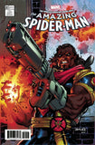 AMAZING SPIDER-MAN VOL 4 #30 X-MEN CARD VAR SE
