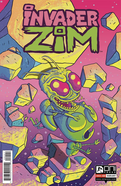 INVADER ZIM #22 VERMILYEA VAR - Kings Comics