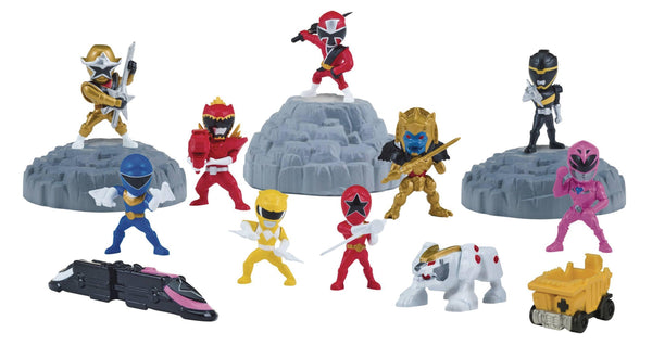 POWER RANGERS CAPSULE FIG
